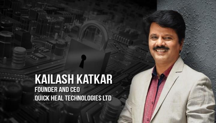 Kailash Katkar - Quick Heal Antivirus Founder