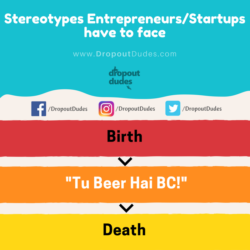 Stereotypes That Every Indian Entrepreneur Has To Face 3 – Entrepreneurs Stereotypes