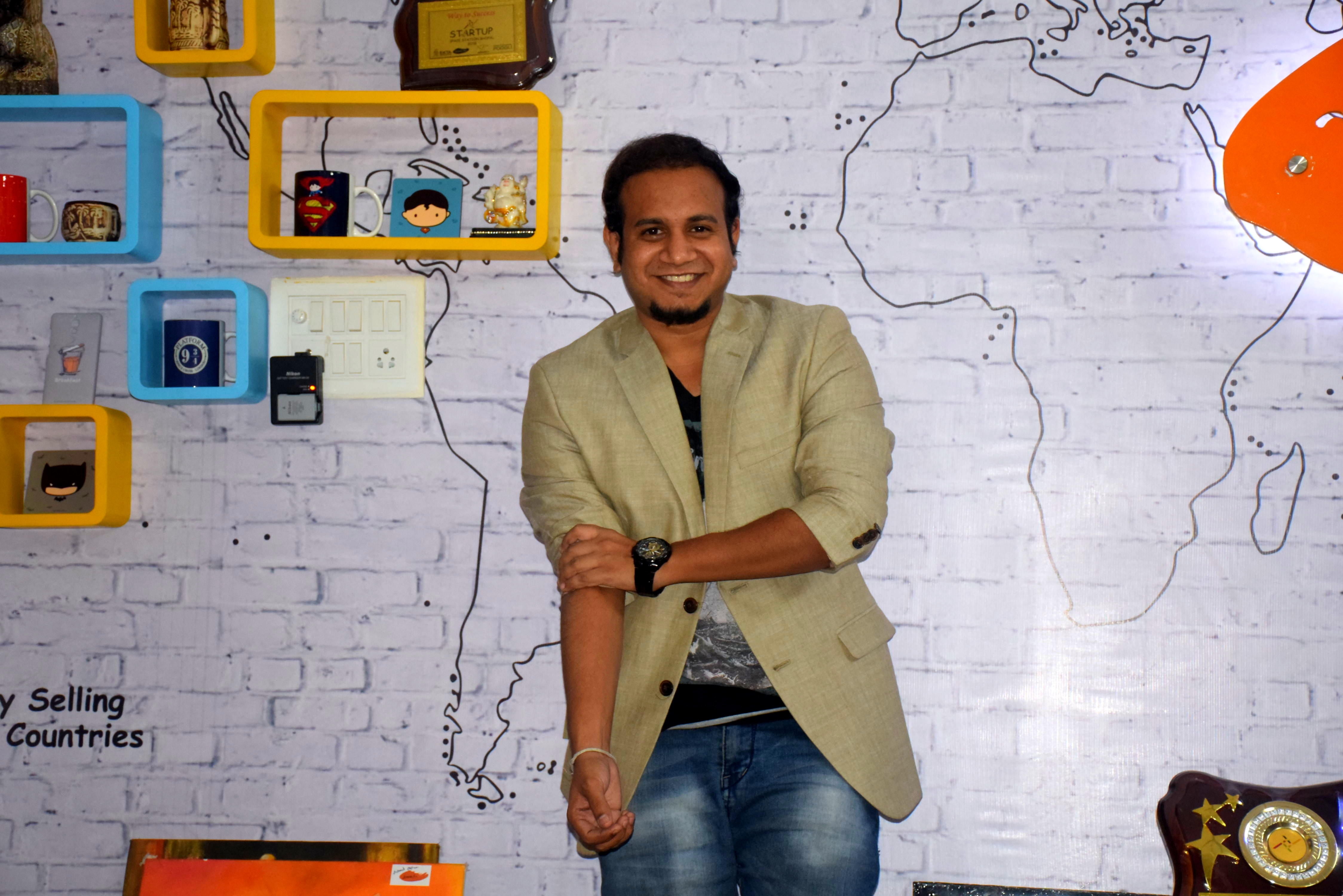How This Guy Helping Bhopal Startups To Grow And Predict Their Future! 18 – Startups in Bhopal