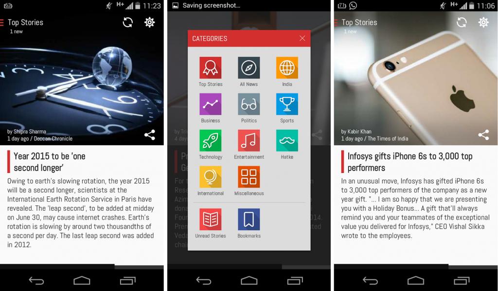 news inshorts app