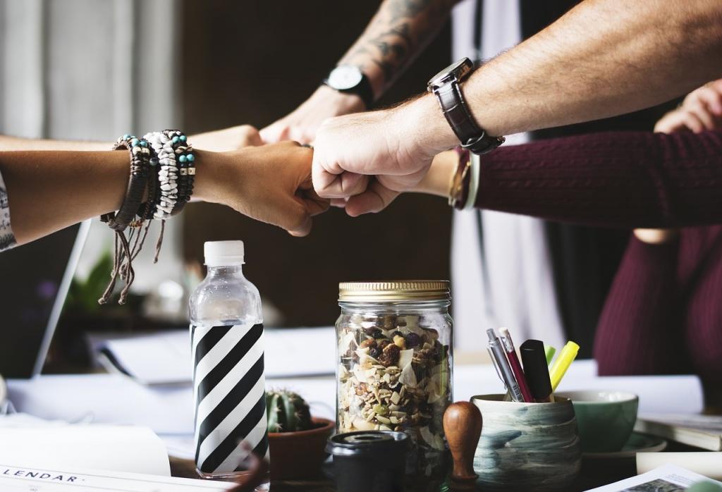 Teamwork ideas