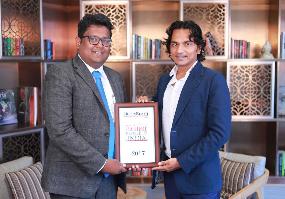 Turakhia Brothers awarded | Hurun India Rich List Report