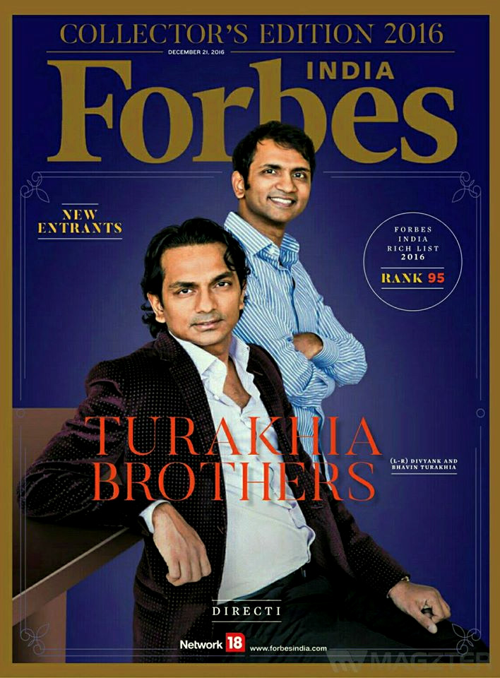 Forbes India's richest person list