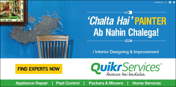 Services offered by Quikr.com