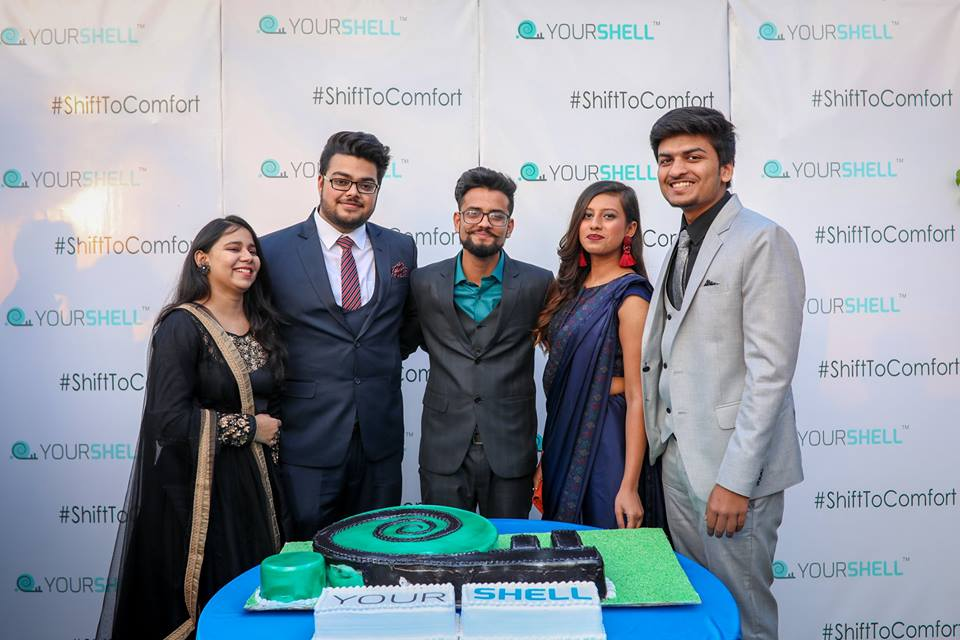 YourShell Founders