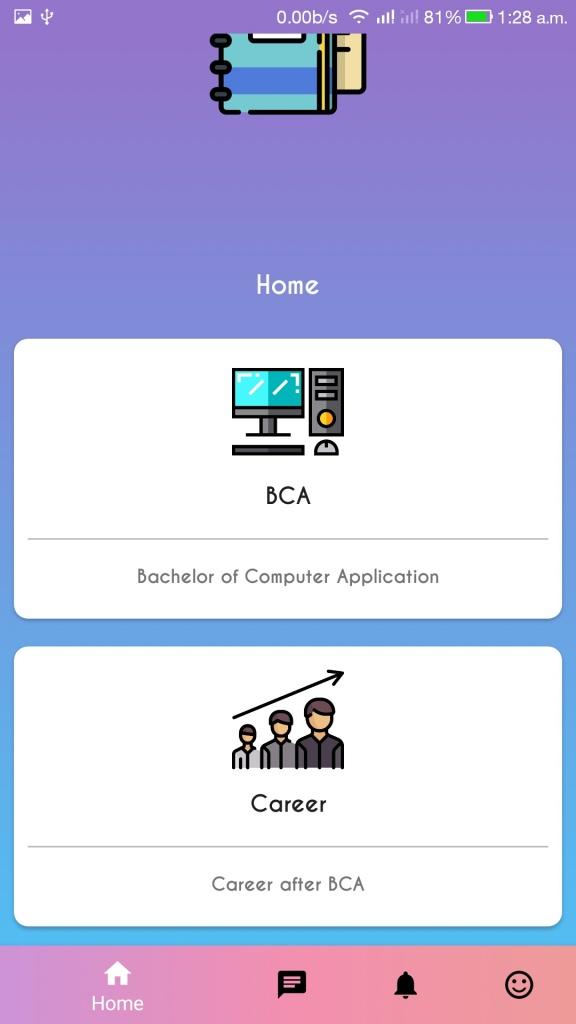 Career Options on SYLLABi App