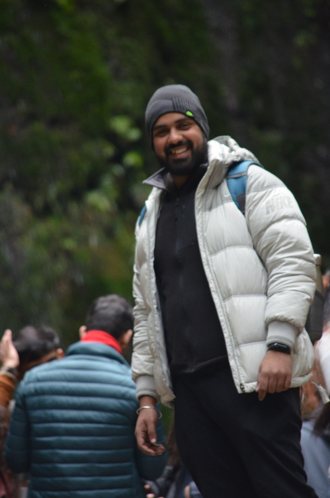 Jashn Lamba, Co-Founder of Weekend Refuge