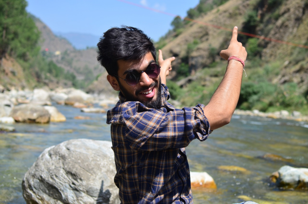 Nimit Pabreja, Co-founder of Travel Startup Weekend Refuge