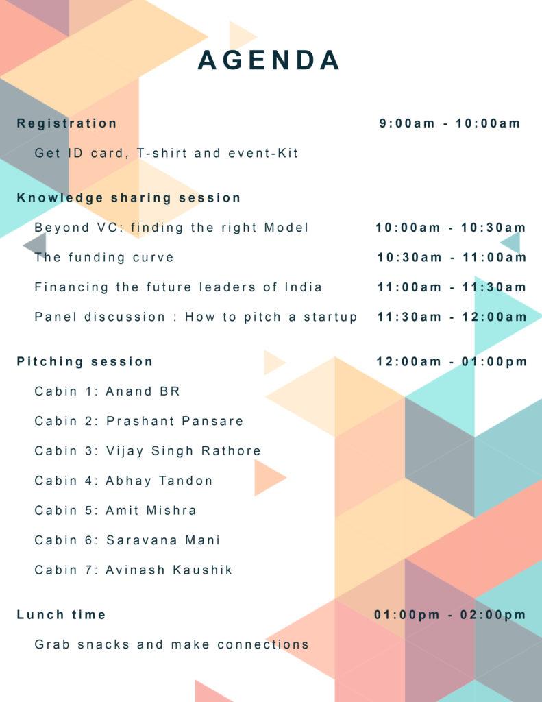 Fame Biz 2019 Event Agenda