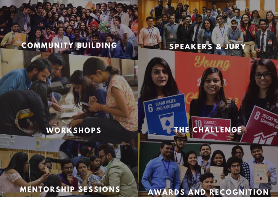 Young India Challenge Agenda