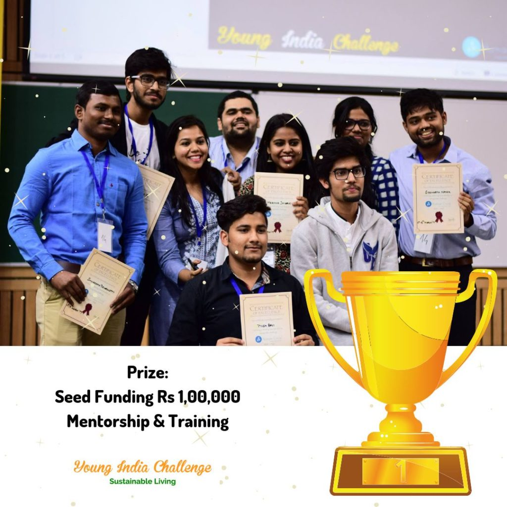 Young India Challenge 10th Edition by Human Circle