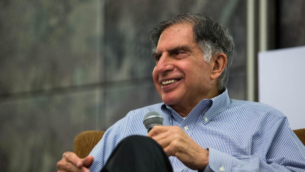 Ratan Tata latest pic