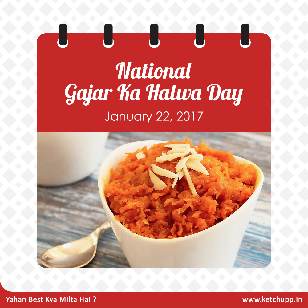 Here Is Why You Should Excited About National Gajar Ka Halwa Day This Week  19 – kettchupp