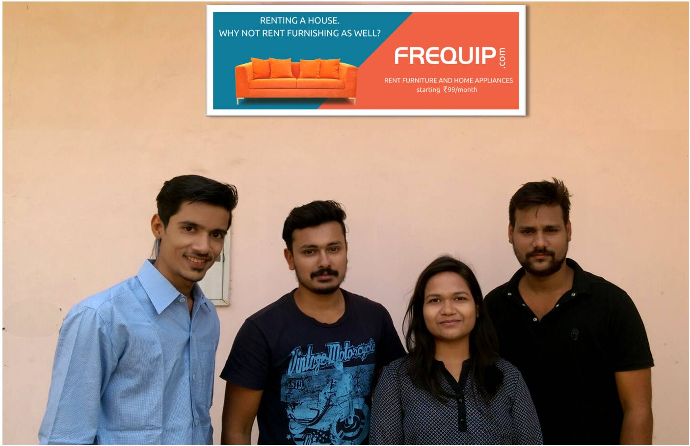 Frequip - Online Furniture and Appliances Rental Platform of India  1 – Frequip