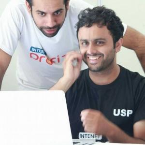 Saurabh & Gaurav  1 –