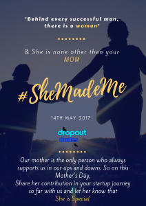 Mother's Day Contest: She Made Me