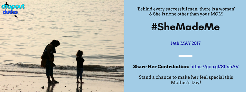 #SheMadeMe : Your Mother is Your Inspiration 2 – contest