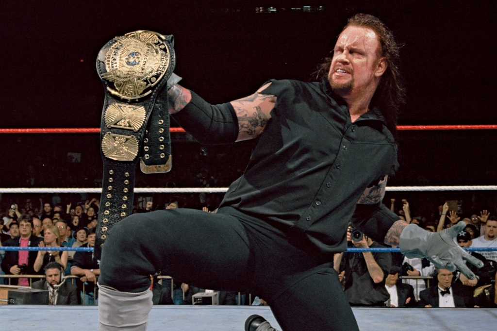 10 'Phenomenal' Facts About The Undertaker  3 – Undertaker retirement