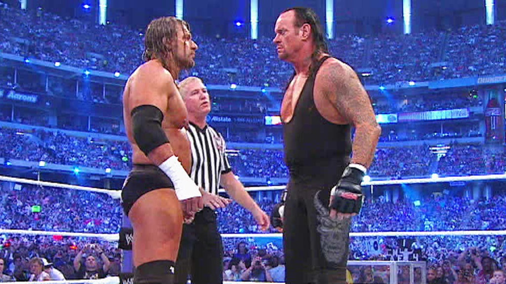 10 'Phenomenal' Facts About The Undertaker  7 – Undertaker retirement