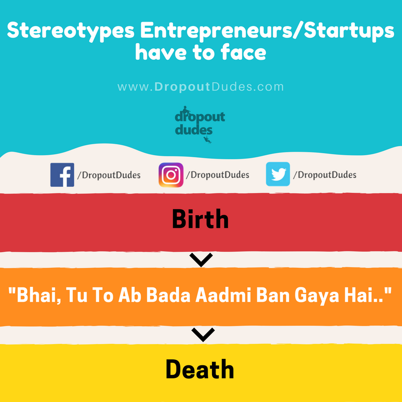 Stereotypes That Every Indian Entrepreneur Has To Face  55 – Entrepreneurs Stereotypes