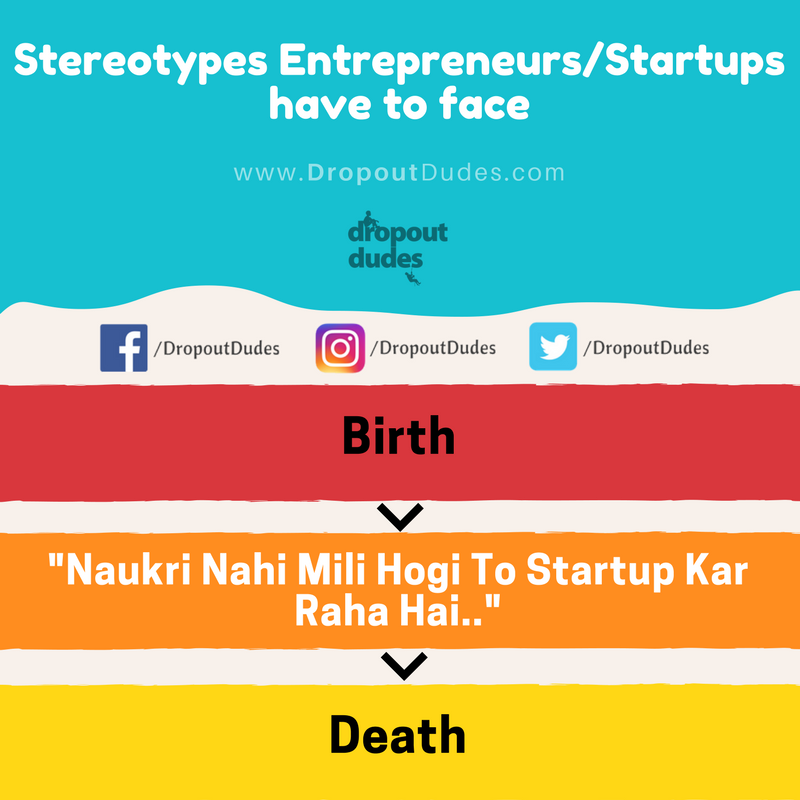 Stereotypes That Every Indian Entrepreneur Has To Face  25 – Entrepreneurs Stereotypes