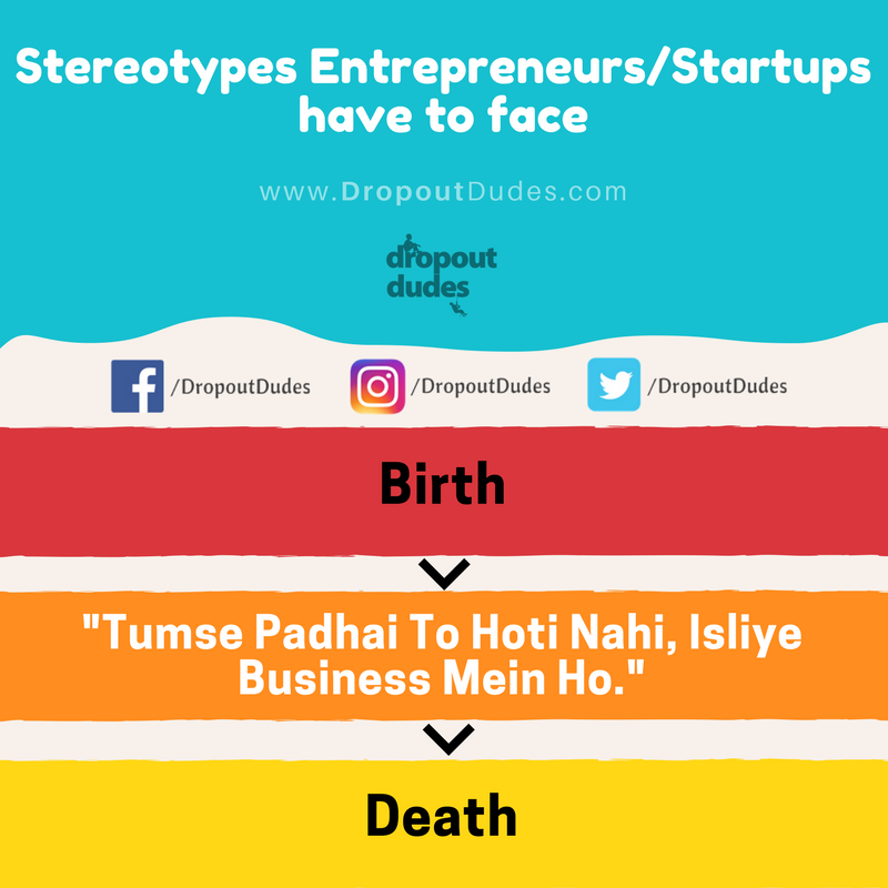 Stereotypes That Every Indian Entrepreneur Has To Face  27 – Entrepreneurs Stereotypes