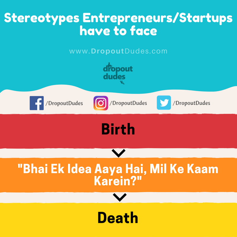 Stereotypes That Every Indian Entrepreneur Has To Face  31 – Entrepreneurs Stereotypes