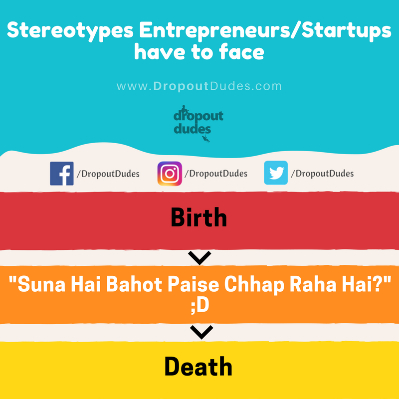 Stereotypes That Every Indian Entrepreneur Has To Face  37 – Entrepreneurs Stereotypes
