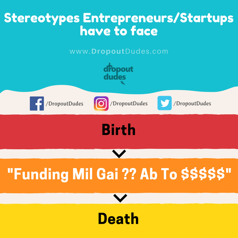 Stereotypes That Every Indian Entrepreneur Has To Face  5 – Entrepreneurs Stereotypes