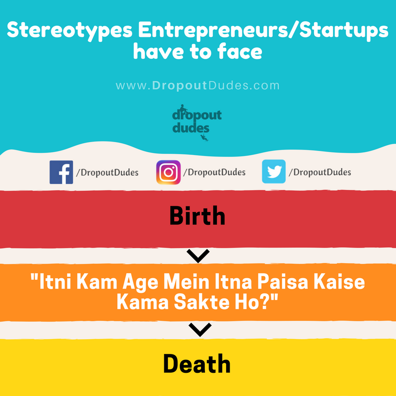 Stereotypes That Every Indian Entrepreneur Has To Face  43 – Entrepreneurs Stereotypes
