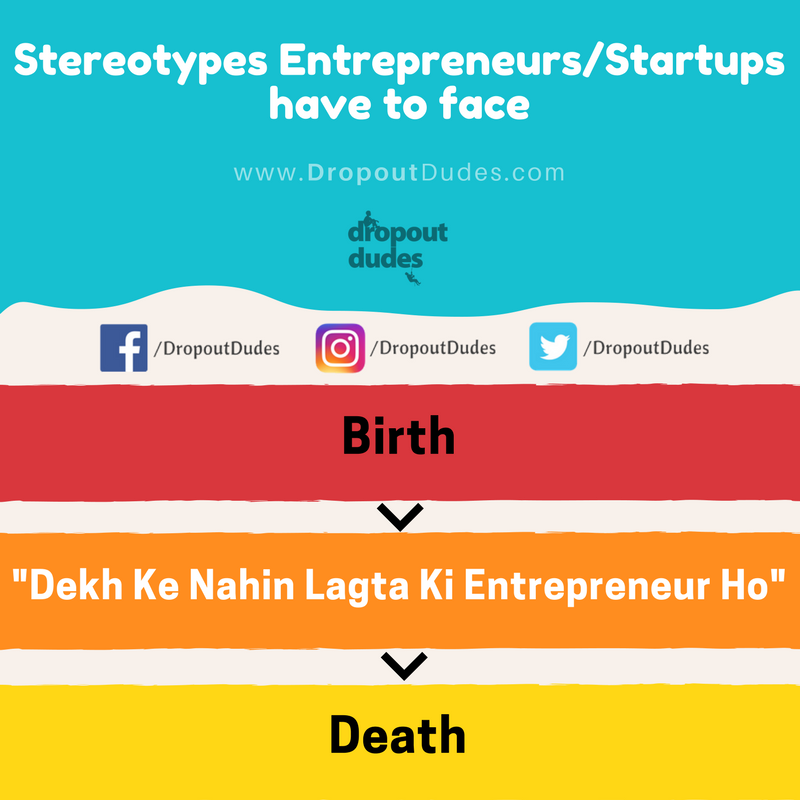 Stereotypes That Every Indian Entrepreneur Has To Face  45 – Entrepreneurs Stereotypes