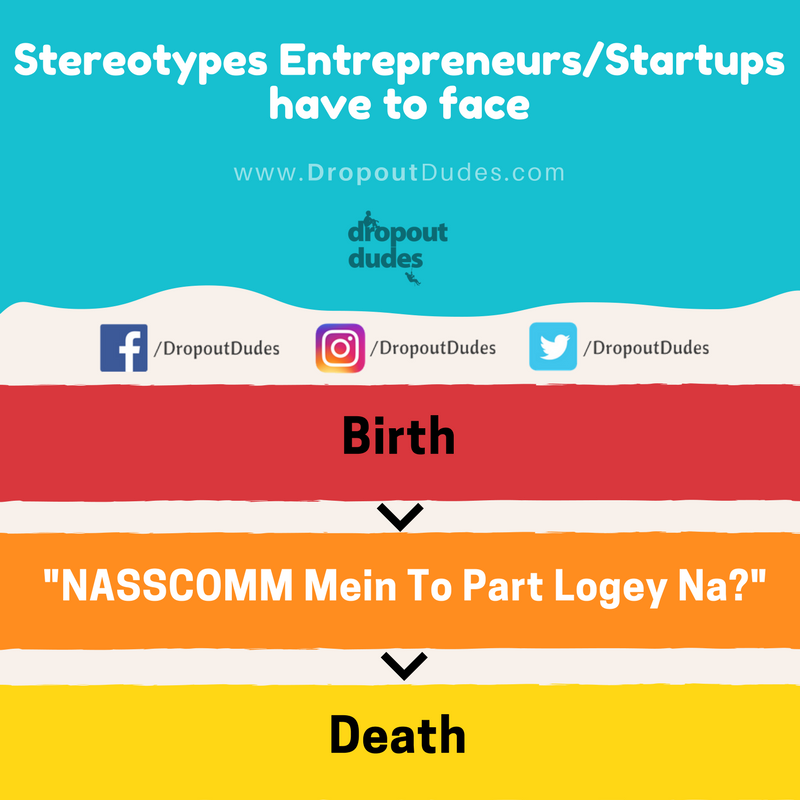 Stereotypes That Every Indian Entrepreneur Has To Face  47 – Entrepreneurs Stereotypes