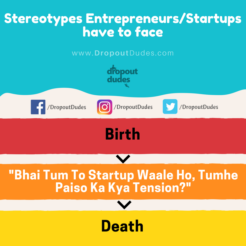 Stereotypes That Every Indian Entrepreneur Has To Face  57 – Entrepreneurs Stereotypes