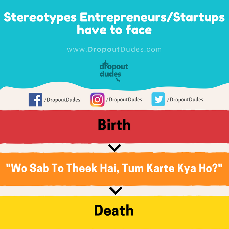 Stereotypes That Every Indian Entrepreneur Has To Face  9 – Entrepreneurs Stereotypes