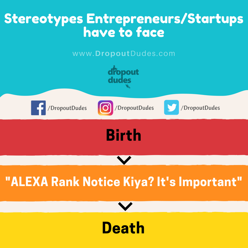 Stereotypes That Every Indian Entrepreneur Has To Face  11 – Entrepreneurs Stereotypes