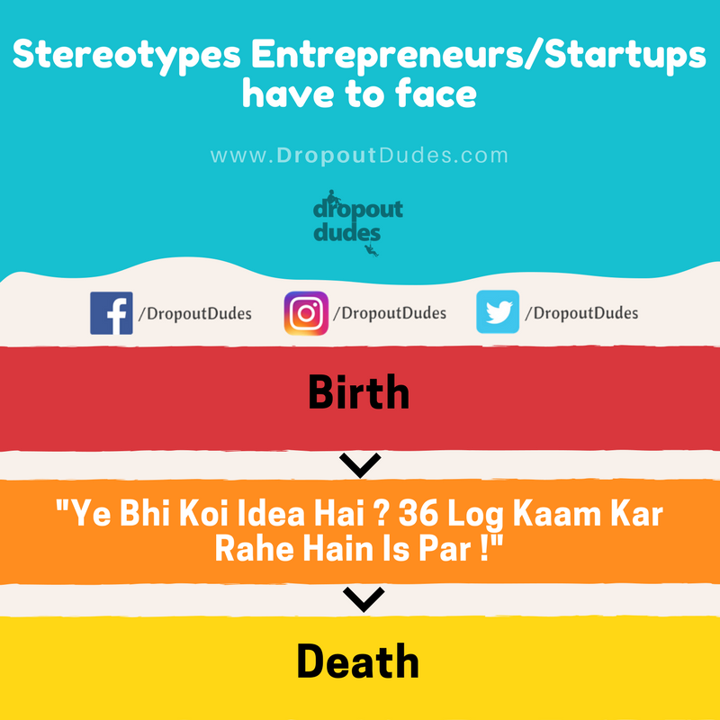 Stereotypes That Every Indian Entrepreneur Has To Face  17 – Entrepreneurs Stereotypes