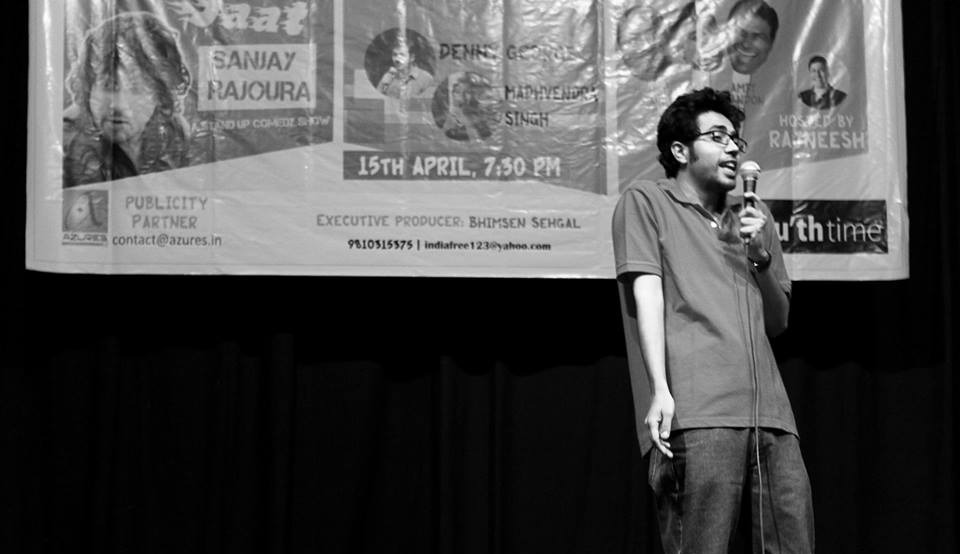 Abhishek Upmanyu Comedy