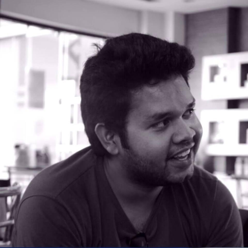 Anshumaan Vishnu, Founder & CEO Dropout Dudes