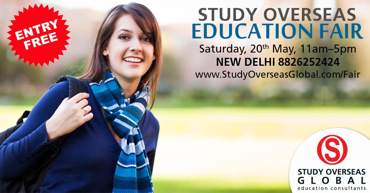 Study Oveseas Fair