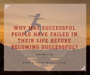 Failure success  1 –