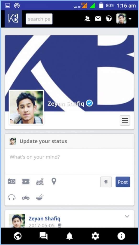 In response to social media ban, 16-year youth starts 'KashBook' in Kashmir  2 – Kashbook kashmir