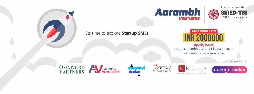 aarambh ventures Got and idea seed fund