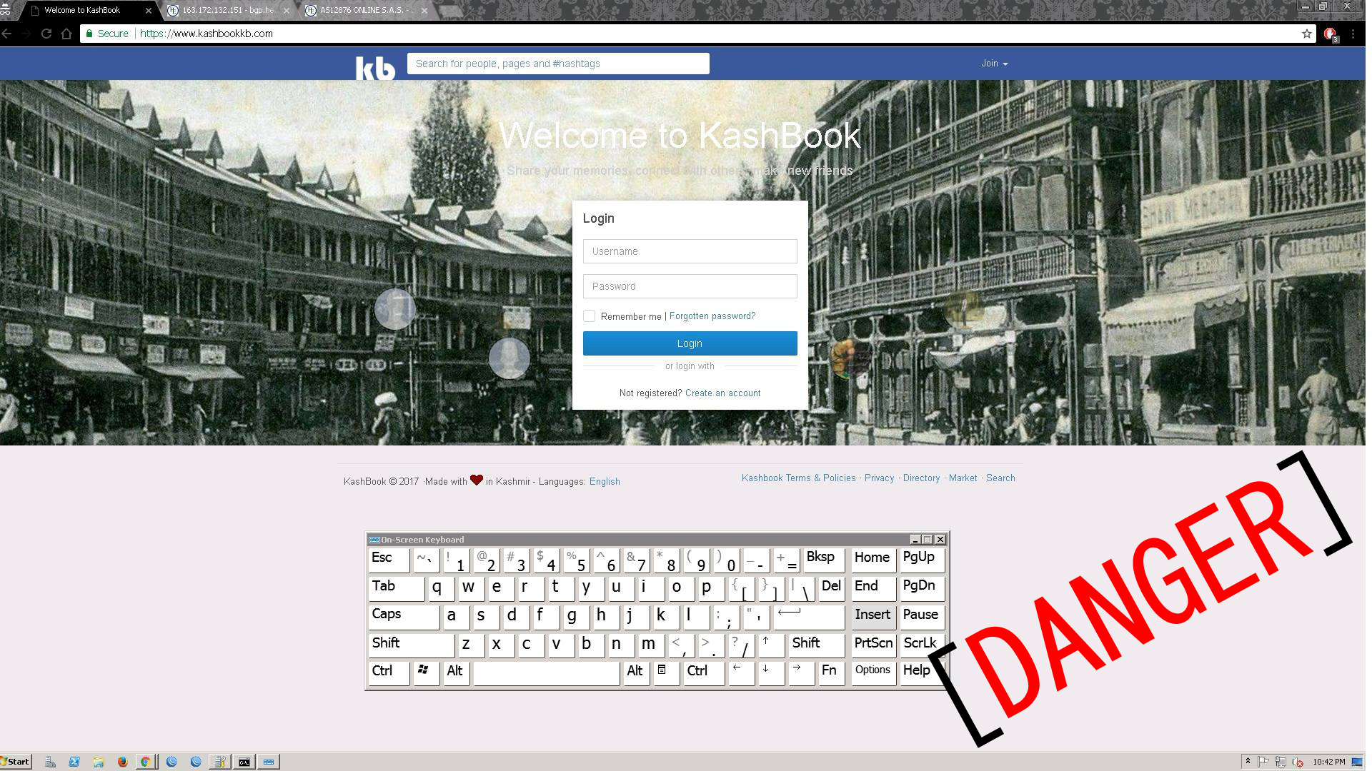 How KashBook is Dangerous for Kashmir and Why it should be stopped? 1 – Kashbook