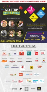 Startup Mahakumbh Bhopal 2017