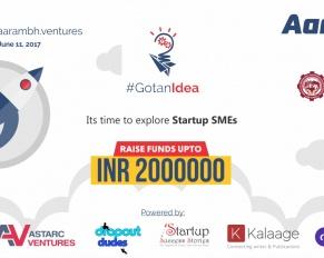 aarambh ventures Got and idea seed fund