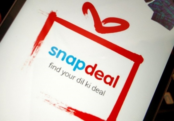 Snapdeal emergency funding mobile online shopping