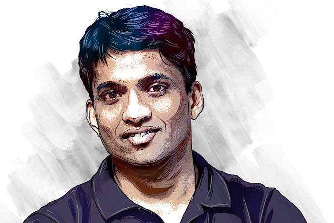 byju learning app founder