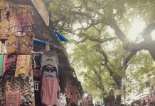Sarojini Nagar Market Online