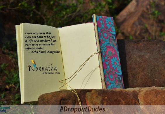 Navgatha Founder Neha Saini Ankit Saini