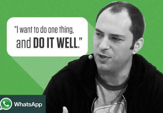 Jan Koum Whastapp Founder and CEO